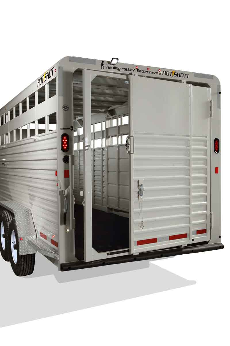 Trails West Trailer Wiring Wire Center Horse Harness Hotshot Cattle Gooseneck Trailers Rh Trailswesttrailers Com 4 Pin Youtube