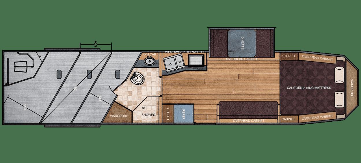 Floor Plan for