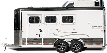 Trails West Trailers - Horse Trailers, Livestock, & Living
