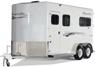 Royale - Bumper Pull Horse Trailers