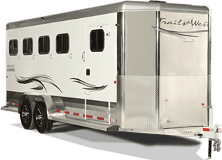 Horse Trailers - Sierra Select - Bumper Pull