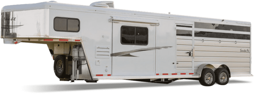 8′ Living Quarters with Stock Combo